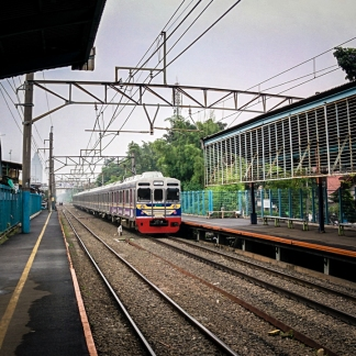 Tebet Station